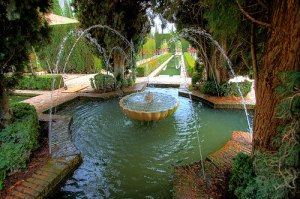 Generalife-Gorgeous-Fountain